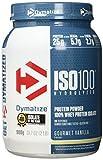 Dymatize Whey Protein Hydrolysat + Isolat - Premium Eiweißpulver - Protein Shake / 900 g Gourmet Vanilla