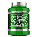 Scitec Nutrition Protein Whey Isolate, Schokolade, 2000g