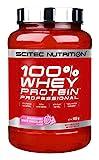 Scitec Nutrition Protein 100% Whey Protein Professional, Erdbeer-Weiße Schokolade, 920 g