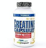 Weider Creatine Capsules - Creapure Kreatin Monohydrat 200 Kapseln, Krafttraining