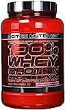 Scitec Nutrition Protein 100% Whey Protein Professional, Erdbeer-Weiße Schokolade, 920g