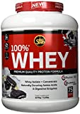All Stars 100% Whey Protein, Cookies-Cream, 1er Pack (1 x 2270 g)