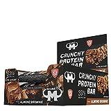Mammut Nutrition Crunchy Protein Bar - Almond Brownie, 540 g