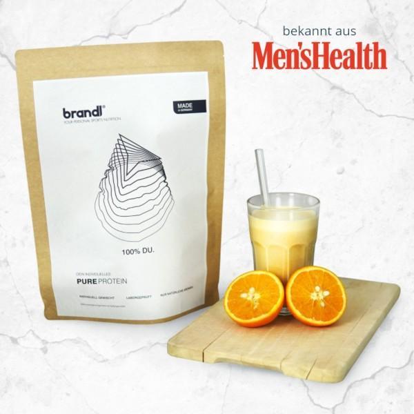 Pure Protein von Brandl Nutrition bekannt aus Men's Health