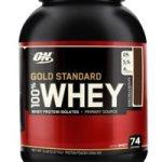 Optimum Nutrition 100 % Whey Gold Standard Protein